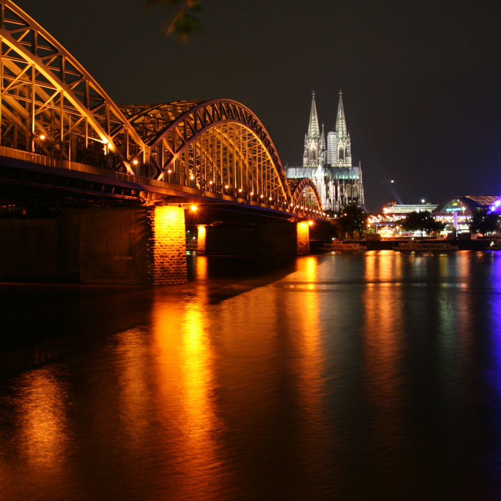 Cologne Central by spacejulien via Flickr
